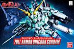 ガンプラ BB戦士390「フルアーマー・ユニコーンガンダム」 7
