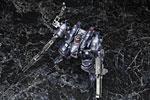 アーマード・コアV「KT-104/PERUN ハングドマン 再戦Ver.」 プラモデル 5