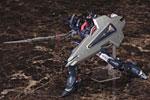 装甲巨神Zナイト「Z・A03 TYPE-K Zナイト」 プラモデル 9