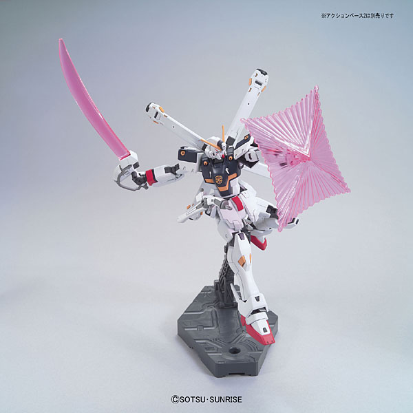 ガンプラHGUC クロスボーンガンダムX1