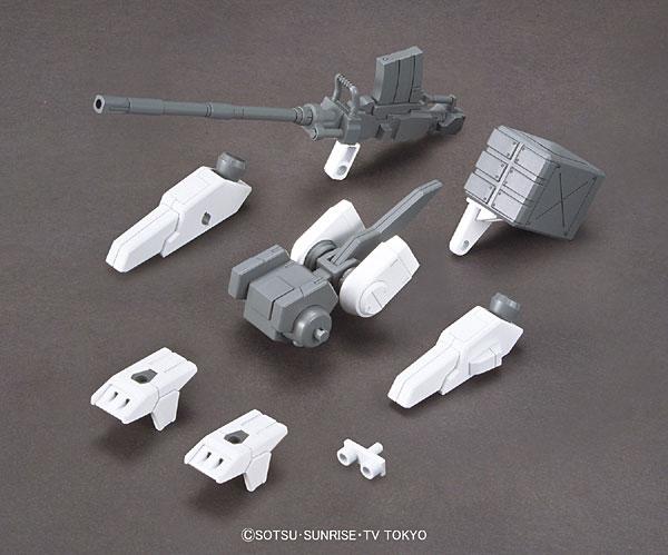 ガンダムビルドファイターズトライ ガンプラHGBC「Ez-ARMS」
