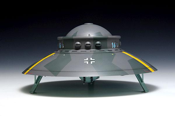 WAVE プラモデル 空飛ぶ円盤 ハウニブタイプ