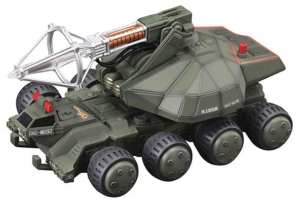 92式メーサービーム戦車 ゴジラvsビオランテ プラモデル