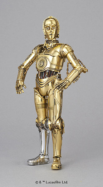 バンダイ プラモデル スター・ウォーズ「C-3PO」