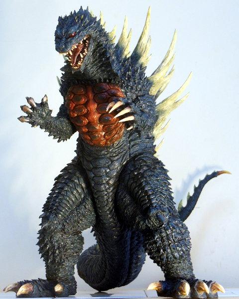 T's Facto ゴジラ GODZILLA FINAL WARS YASUSHI NIRASAWA CONCEPT DESIGN MODEL レジンキャストキット 1