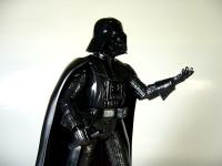 スター・ウォーズ「ダース・ベイダー」のプラモデル 私はお前の父親だ